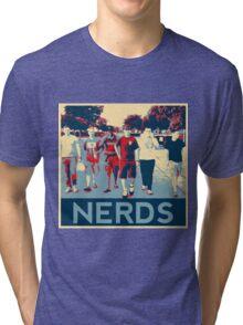 Nerd Night Tee 2 Tri-blend T-Shirt