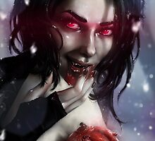 Vampire Valentine by Alyssa May