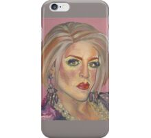 Ashley Jo'Elle Drag Portrait iPhone Case  iPhone Case/Skin