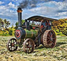 """1894 Burrell Engine """"Duke of Windsor by ipgphotography"""