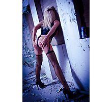 urban women Photographic Print