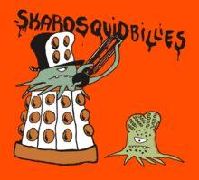 SkaroSquidBillies Kids Tee