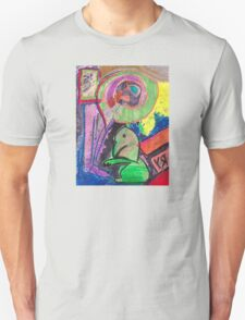 """Little Dragon"" by Richard F. Yates T-Shirt"