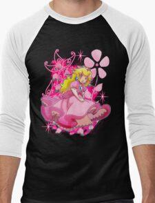 Flowery Princess Peach T-Shirt