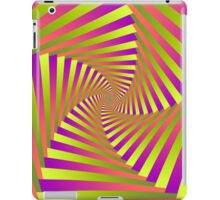 Psychedelic Five Arm Spiral iPad Case/Skin