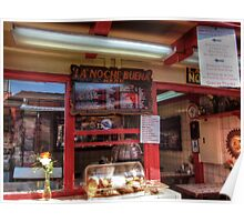 Los Angeles eatery Poster