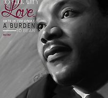 MLK-Love Letter  by Philip Thompson