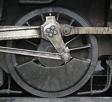 train wheels by markspics