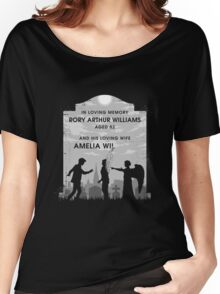 Goodbye Raggedy Man Women's Relaxed Fit T-Shirt