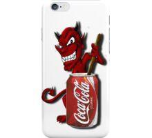 Coke Is The Devil iPhone Case/Skin