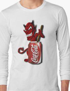 Coke Is The Devil Long Sleeve T-Shirt