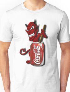 Coke Is The Devil Unisex T-Shirt