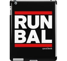 Run Baltimore BAL (v2) iPad Case/Skin