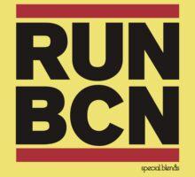 Run Barcelona BCN (v1) Baby Tee