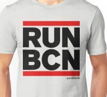 Run Barcelona BCN (v1) Unisex T-Shirt