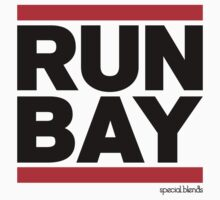 Run Bay Area (v1) Kids Tee