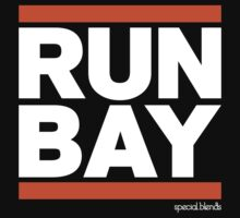 Run Bay Area (v2) Kids Tee