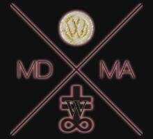 MDMA Witch by Tesla Geyer