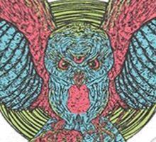 Imagine Dragons Owl Sticker