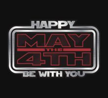 Happy May the 4th! by justinglen75