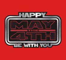 Happy May the 4th! Baby Tee