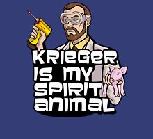 Krieger is my Spirit Animal Unisex T-Shirt