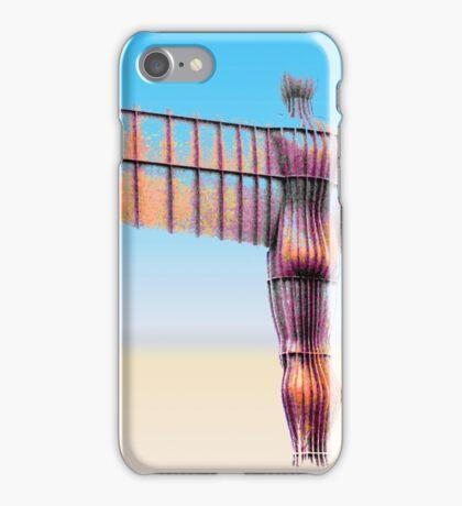 Bronzed Angel iPhone Case/Skin
