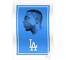 "Kendrick Lamar ""Los Angeles"" Poster"