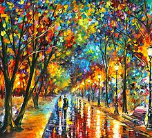 WHEN DREAMS COME TRUE by Leonid  Afremov