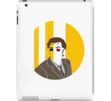 Doctor in a hole iPad Case/Skin