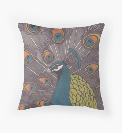 Death of Kings Throw Pillow