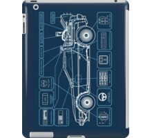 Time Displacement Machine II iPad Case/Skin