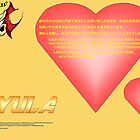 Yula Valentines Day Card by TakeshiUSA