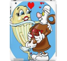 HUG CARTOON TABLET CASE iPad Case/Skin
