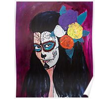 Day of the Dead by Danielle Mastrion Poster