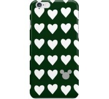 Hidden Mickey- Michigan State iPhone Case/Skin