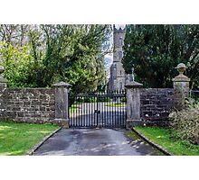 Stone Church Photographic Print
