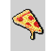 Pixel Pizza. Photographic Print