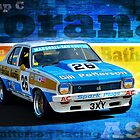 Bill Patterson A9X Torana by Stuart Row