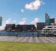 Circular Quay, Sydney NSW 2011 by Bruce Northcott