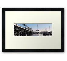Darling Harbour, Sydney - 2011 Framed Print
