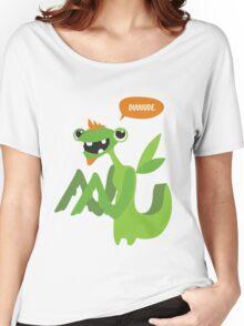 Kiki the praying mantis Women's Relaxed Fit T-Shirt