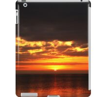 That time of the day iPad Case/Skin