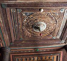 ceiling by Anne Scantlebury