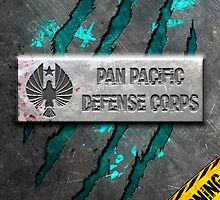 Pan Pacific Defense Corps by Jack  Munro
