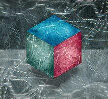 Aluminu, Cube RGB by YoPedro