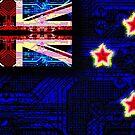 circuit board new zealand (flag) by sebmcnulty