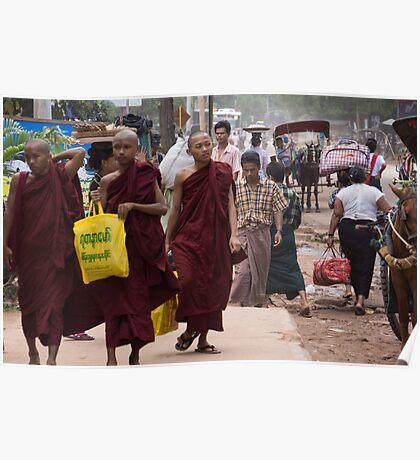 monks Poster