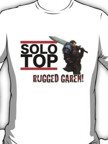 Rugged Garen Solo T-Shirt