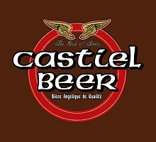 Brewhouse: Castiel Beer by Nana Leonti